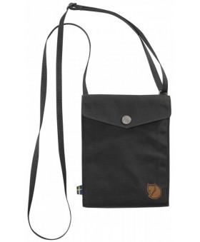 Кошелек Fjallraven Pocket Dark Grey