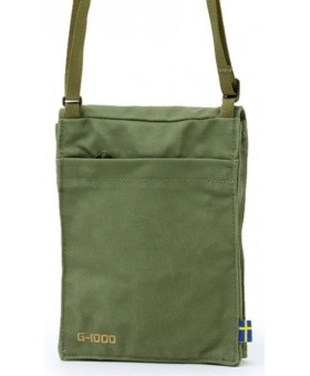 Кошелек Fjallraven Pocket Dark Olive