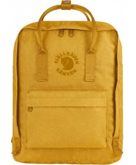 Рюкзак Fjallraven Re-Kanken 16L Sunflower Yellow