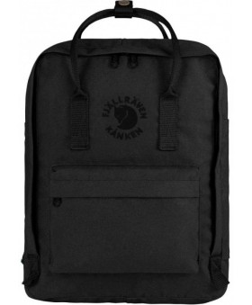 Рюкзак Fjallraven Re-Kanken 16L Black