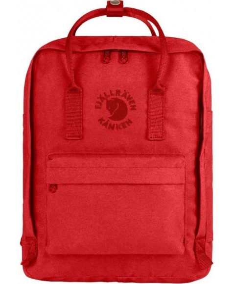 Рюкзак Fjallraven Re-Kanken 16L Red