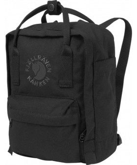Рюкзак Fjallraven Re-Kanken Mini 7L Black