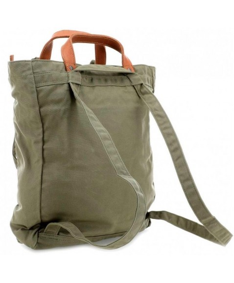 Сумка-рюкзак Fjallraven Totepack No.1 14L Blue Ridge